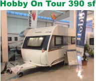 Hobby On Tour 390 sf